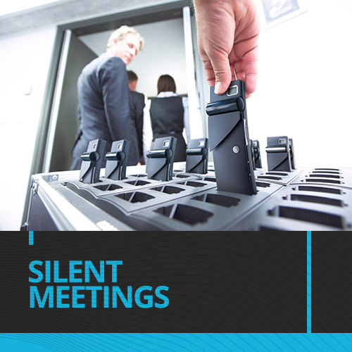 Silent-Meeting-Icon